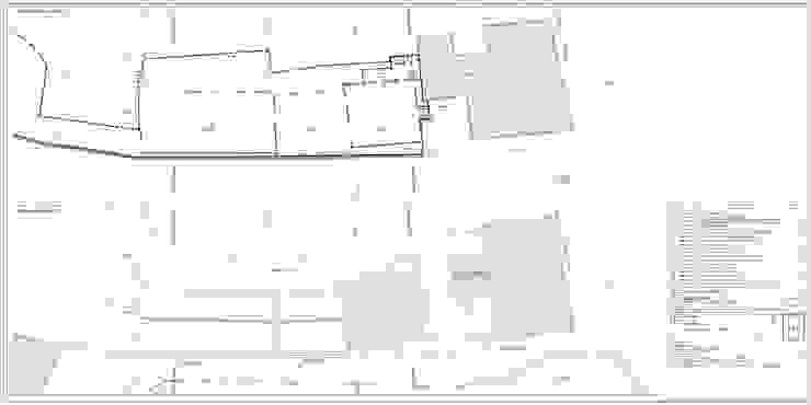 Tav. 3 (Stato attuale) di Alessio Costanzo Architetto Mediterraneo