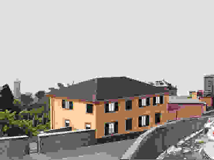 Rendering B (Progetto) di Alessio Costanzo Architetto Mediterraneo
