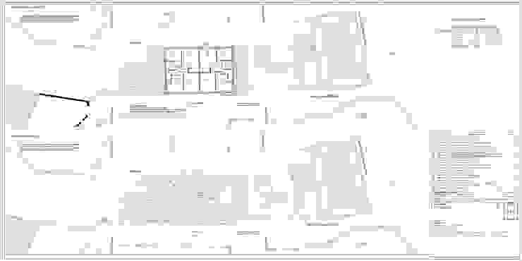 Tav. 8 (Progetto) di Alessio Costanzo Architetto Mediterraneo