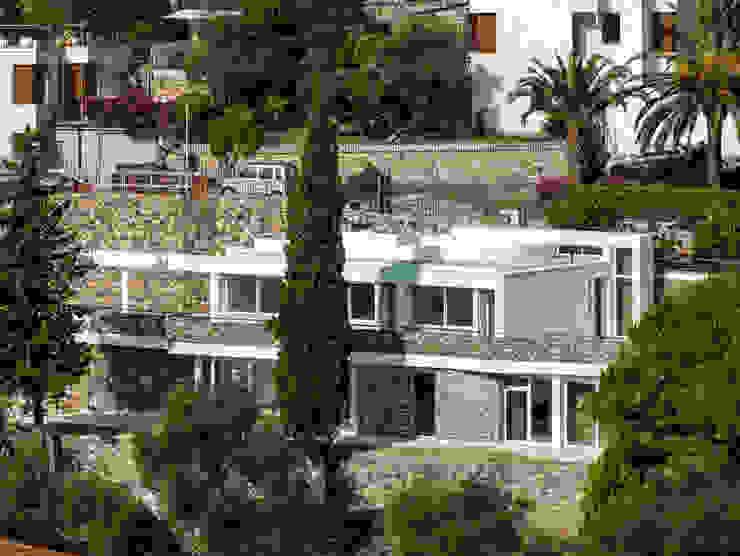 Villa B. (Cervo, Liguria) di Studio Rossi + Secco Moderno