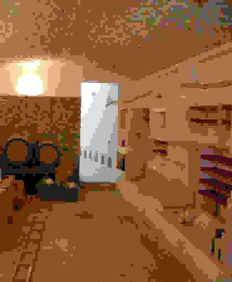 Cantina di Studio di architettura Linea18 Rurale