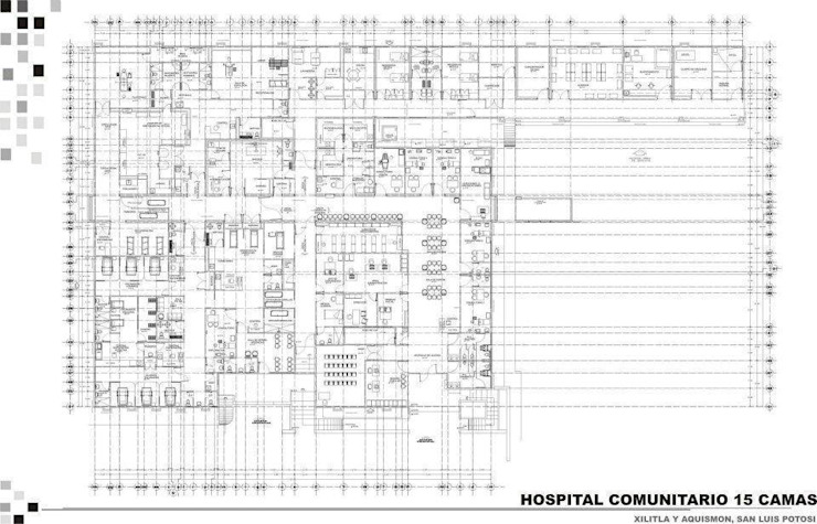 centros de salud de AE ARQUITECTOS