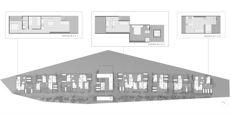 CREEL: HOTEL ECOTURISMO de FACTOR: RECURSO Moderno