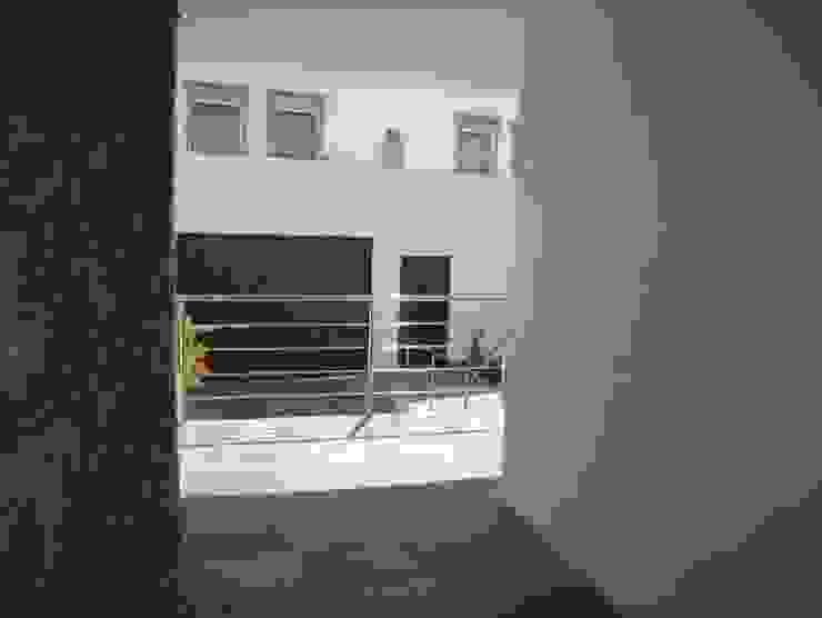 Vivienda 0709 Casas de estilo moderno de Estudio Dva Arquitectos S.l.p. Moderno