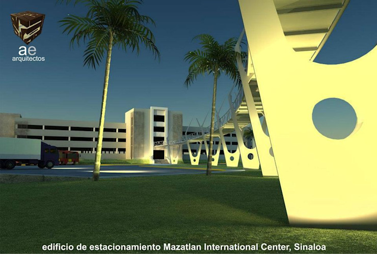 Mazatlan International Center de AE ARQUITECTOS