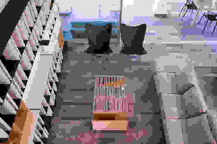 Remodelacion Casa Cuernavaca Salones modernos de Taller David Dana Arquitectura Moderno