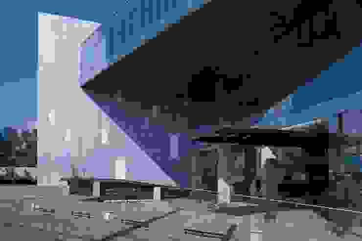 Constituyentes 1072 Casas modernas de Taller David Dana Arquitectura Moderno