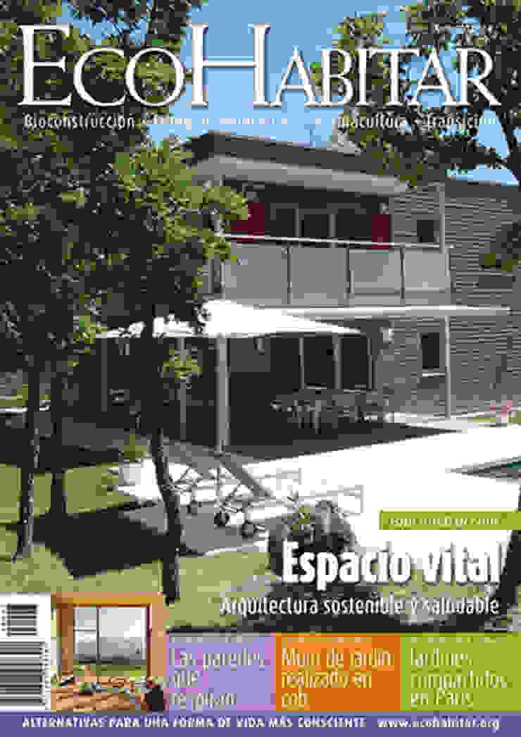 la casa como espacio vital Casas de estilo moderno de hollegha arquitectos Moderno
