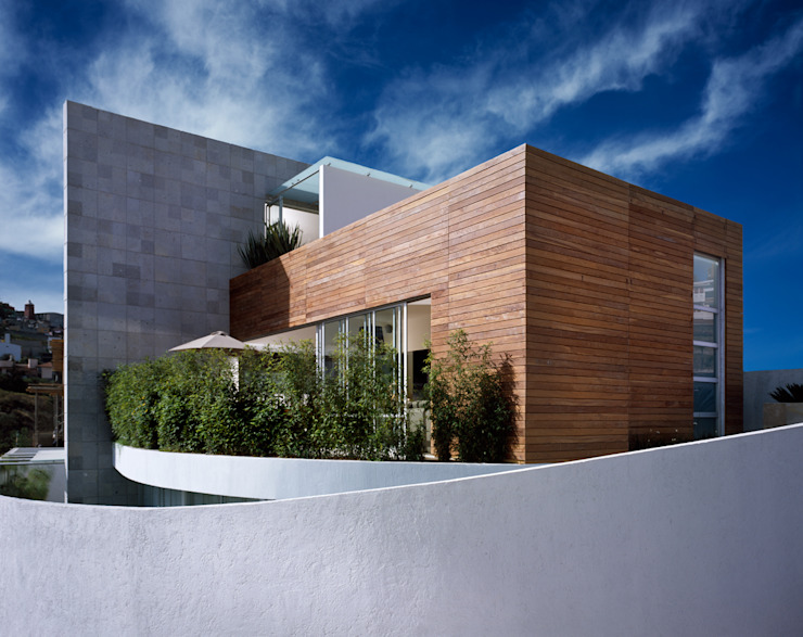 M House homify Casas modernas
