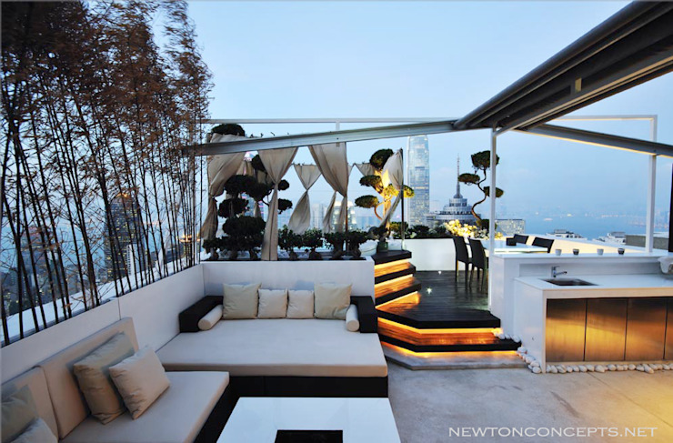 Robinson Heights от Newton Concepts Furniture & Interior Design
