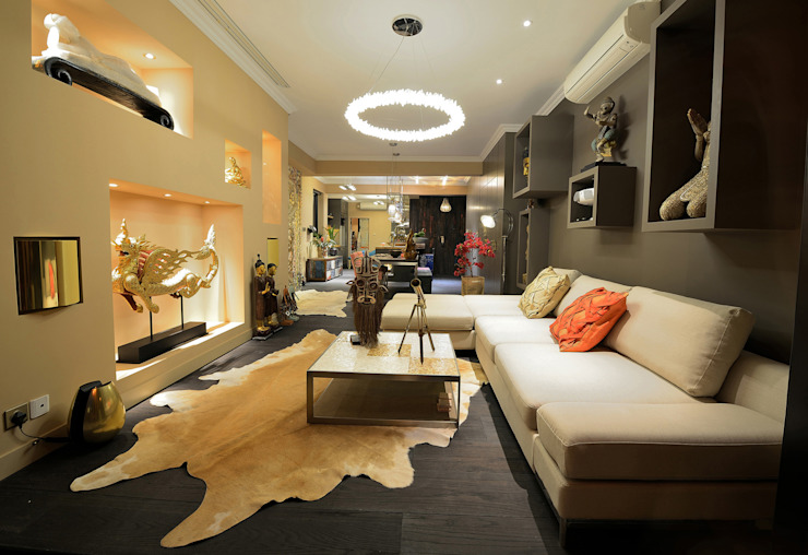 Macdonnell Rd by Newton Concepts Furniture & Interior Design