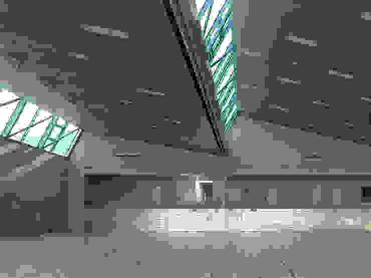 SALLE DE SPORT TRIPLE par François MEYER ARCHITECTURE
