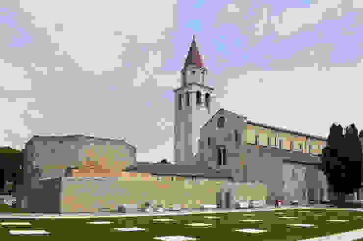 Il complesso Basilicale di Aquileia di GTRF GIOVANNI TORTELLI ROBERTO FRASSONI ARCHITETTI ASSOCIATI