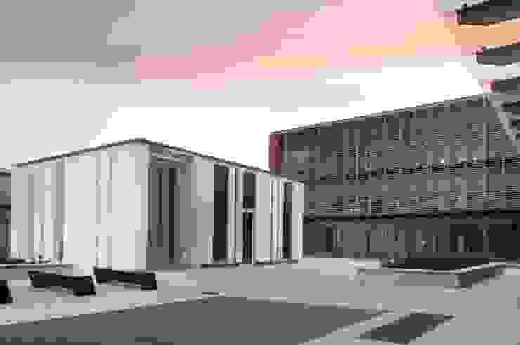 Centro Commerciale <q>Passeggeri</q> Centri commerciali moderni di OB|A Studio di Architettura Moderno