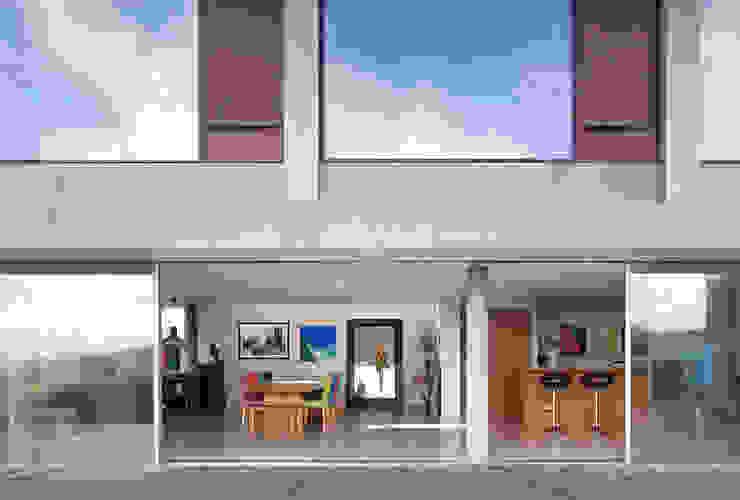Couin de Vacque Moderne Häuser von JAMIE FALLA ARCHITECTURE Modern
