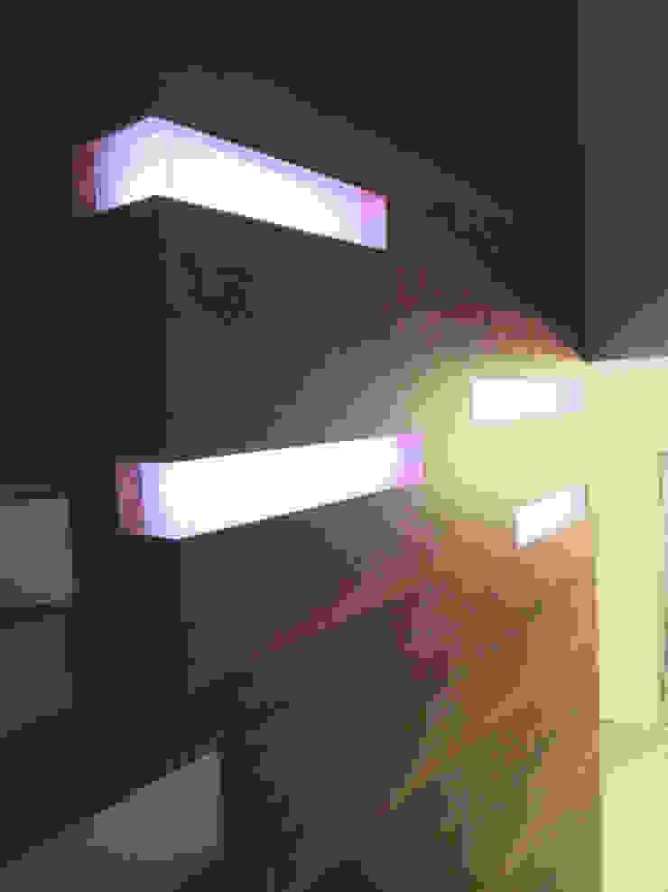 LA CASA DI CHICCO Case moderne di M@G Architettura&Design Moderno