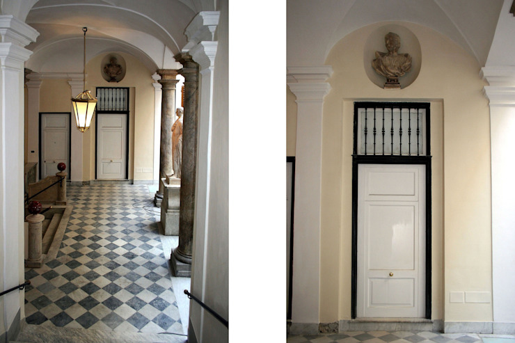 Foto 1 Case eclettiche di Alessio Costanzo Architetto Eclettico