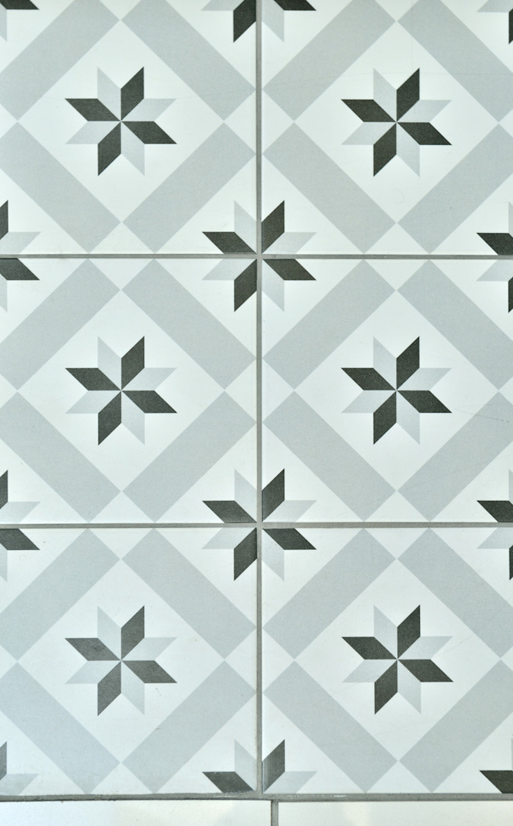 Deco Floor Tiles van Target Tiles Klassiek