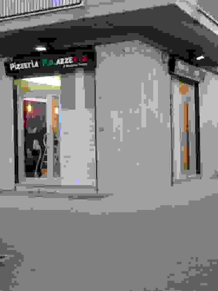 PIZZERIA PALAZZETTO – andria – giuseppestrippoli.designer di Giuseppe Strippoli Designer Moderno
