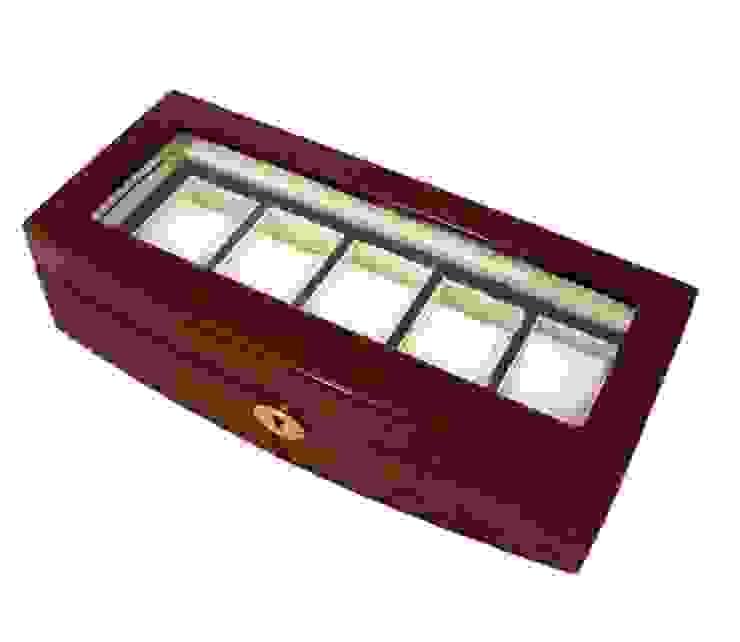 Wooden Gift Company: modern tarz , Modern