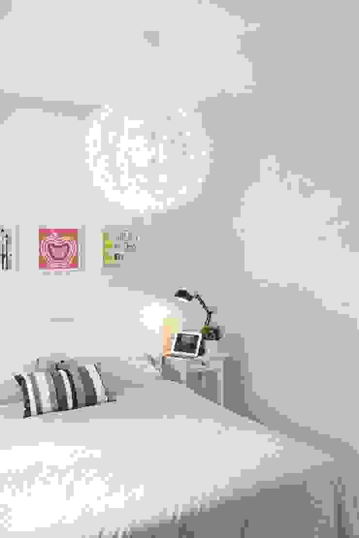 Bedroom | Punggol Field Cuartos de estilo minimalista de Honeywerkz Minimalista