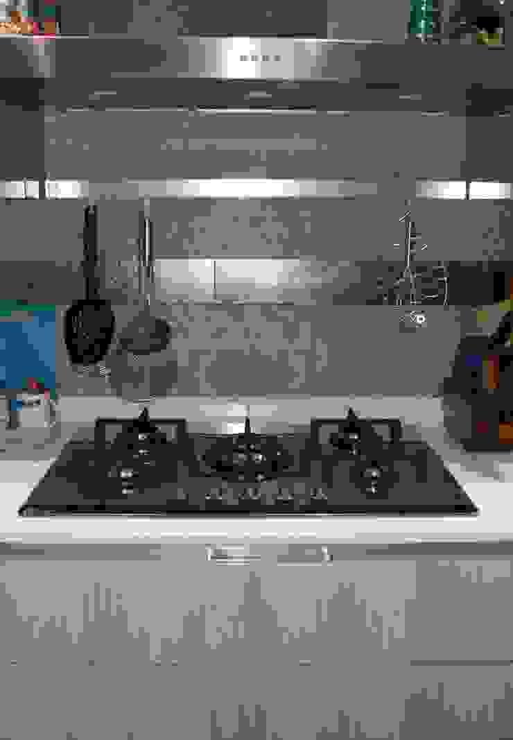 Particolare cucina Cucina moderna di Studio di Architettura Brisca Moderno
