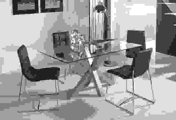 Mesa de Comedor Formentera de Ámbar Muebles Moderno
