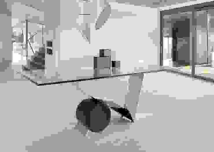 Mesa de Comedor Moderna Onega de Ámbar Muebles Moderno