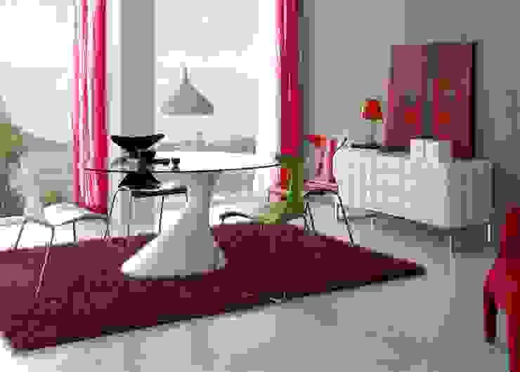 Mesa de Comedor Moderna Leire de Ámbar Muebles Moderno