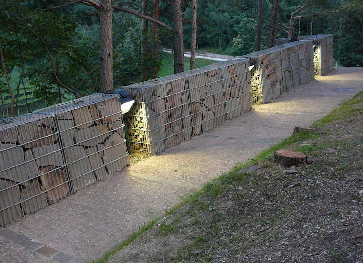 Recupero e riuso del Castello di Segonzano (con JTdF architettura) di una2 architetti associati