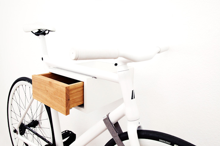 modern  oleh MIKILI – Bicycle Furniture, Modern