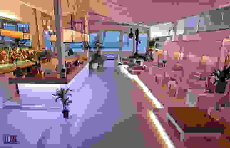 Restaurants de style  par MGA LAB,