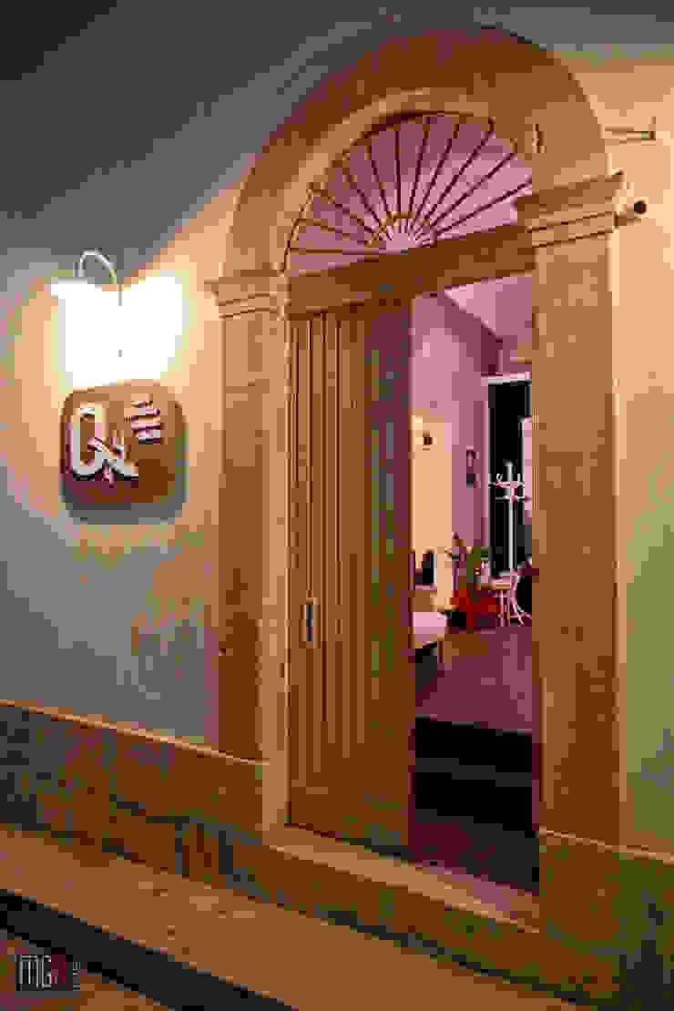 Quattro Quarti – Salotto sul mare Gastronomia in stile mediterraneo di MGA LAB Mediterraneo