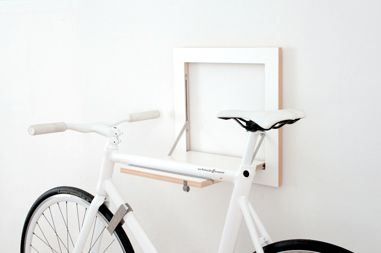 de estilo  por MIKILI – Bicycle Furniture, Minimalista