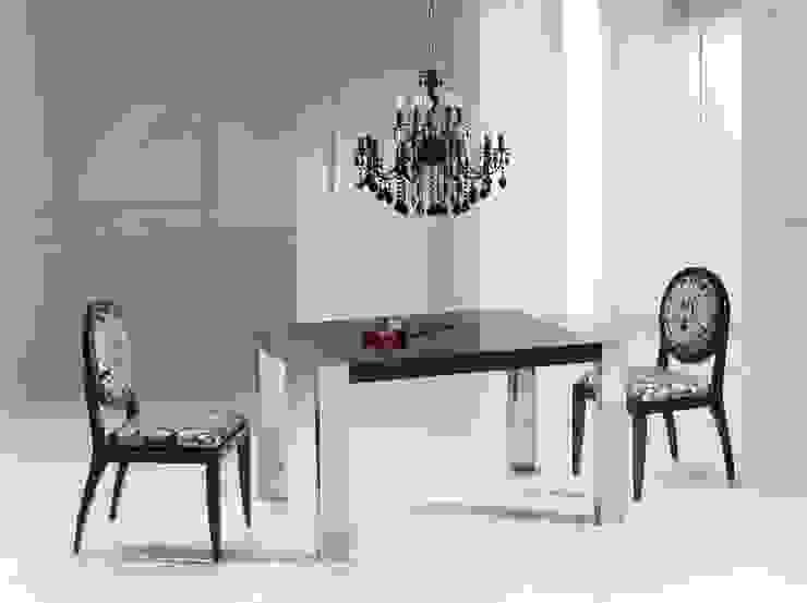 Mesa Extensible Moderna Rigarda de Ámbar Muebles Moderno