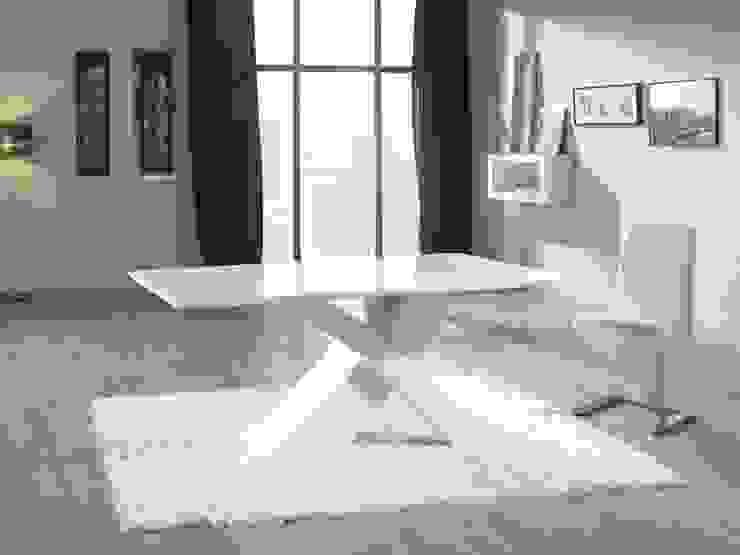 Mesa de Diseño Marsella II de Ámbar Muebles Moderno