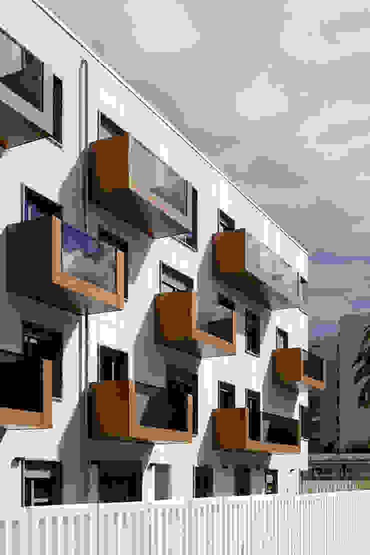 32 viviendas en Fadura Casas de Erredeeme Arquitectos slp