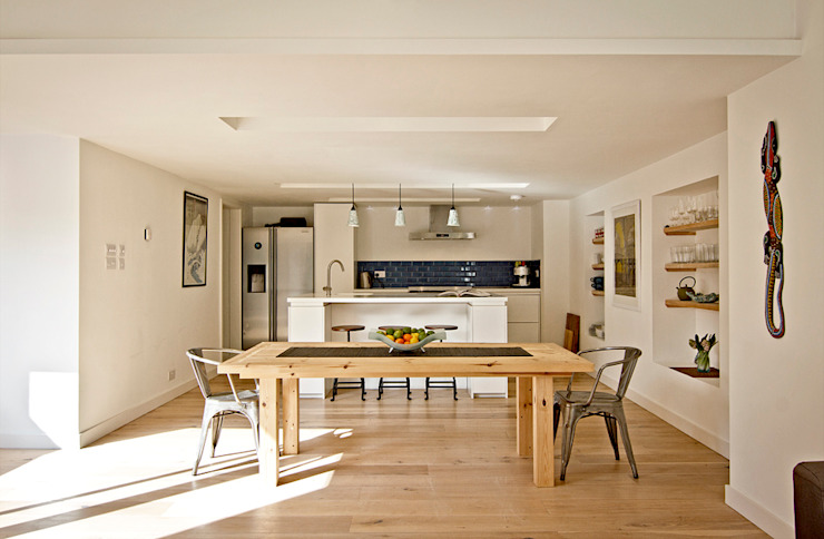 Headlands Cottage - Interior Cuisine moderne par Barc Architects Moderne