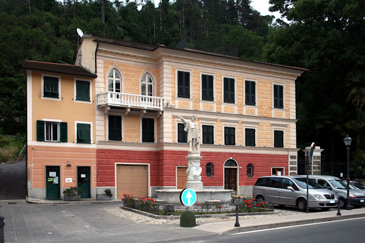 Palazzo Cavagnari di Alessio Costanzo Architetto Eclettico