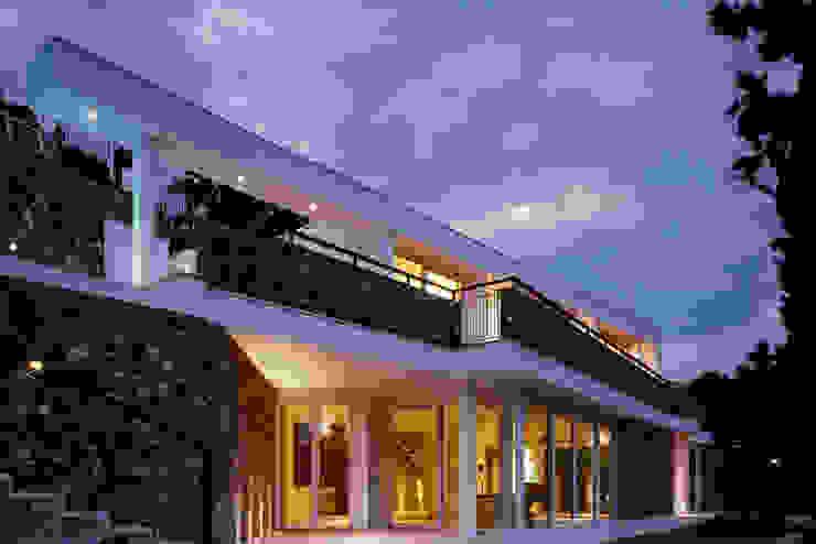 Villa B. (Cervo, IM) di Studio Rossi + Secco Moderno
