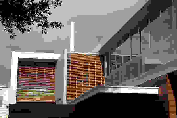 FF HOUSE Casas modernas de Hernandez Silva Arquitectos Moderno