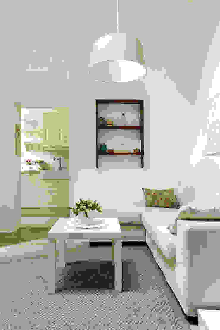 Livings de estilo clásico de Tommaso Bettini Architetto Clásico