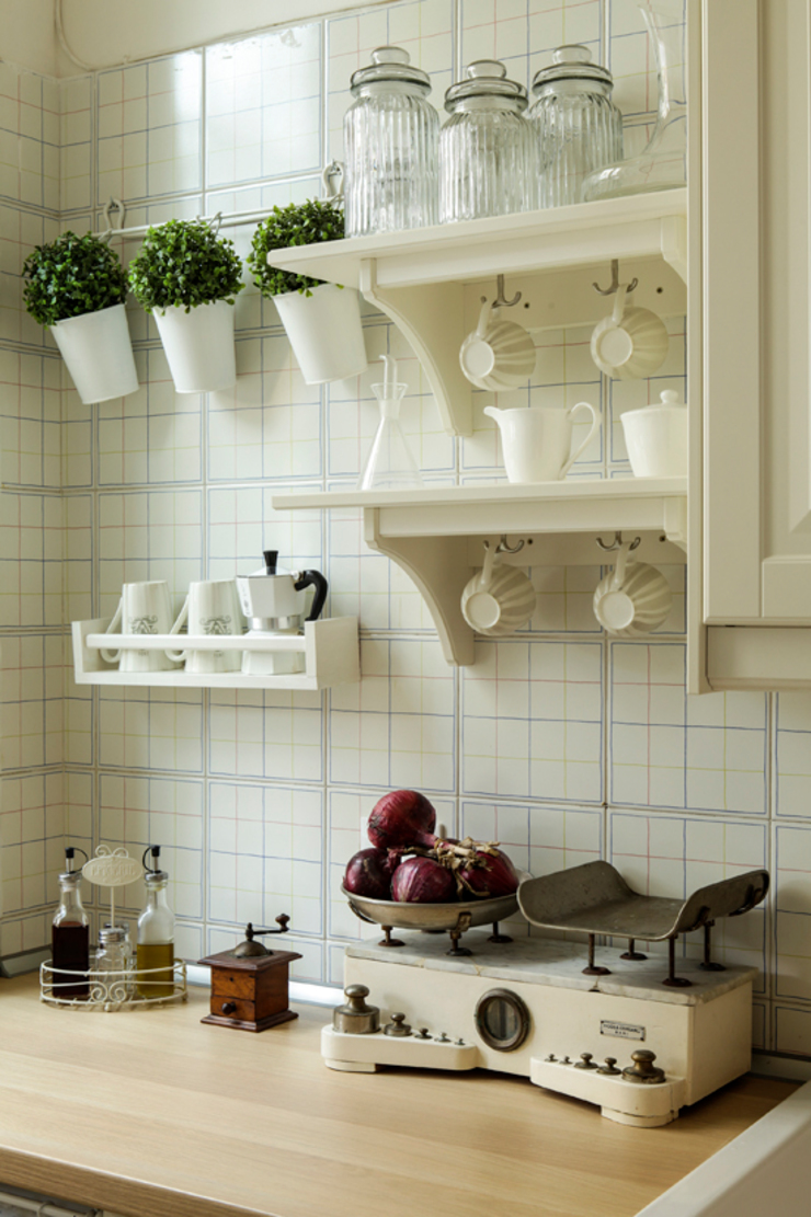 Cocinas de estilo clásico de Tommaso Bettini Architetto Clásico