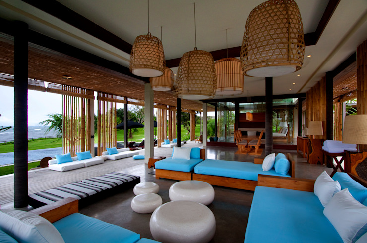 Villa Tantangan:  oleh Word of mouth WOM, Tropis