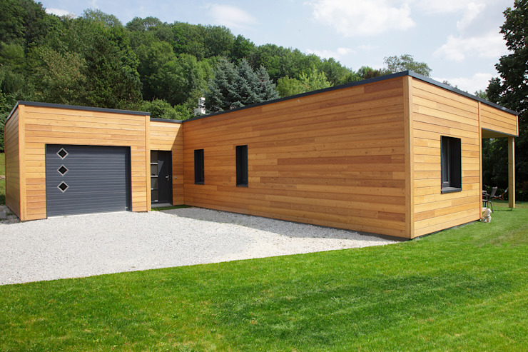 Household by Myotte-Duquet Habitat