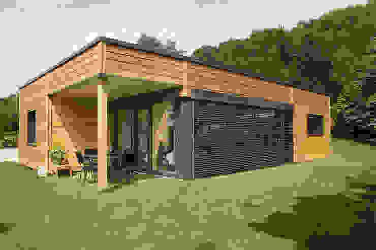 modern  von Myotte-Duquet Habitat, Modern
