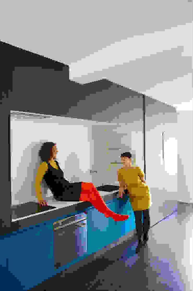 La cuisine ouverte par Metek Architecture