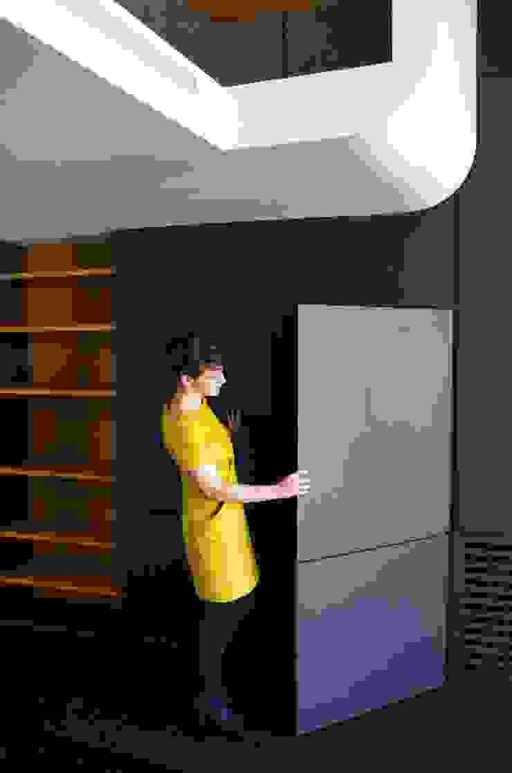 La bibliothèque par Metek Architecture