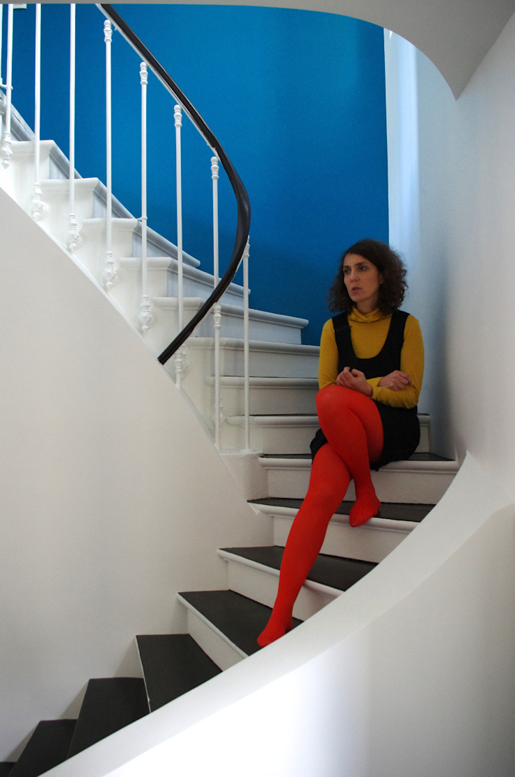 L'escalier bas par Metek Architecture
