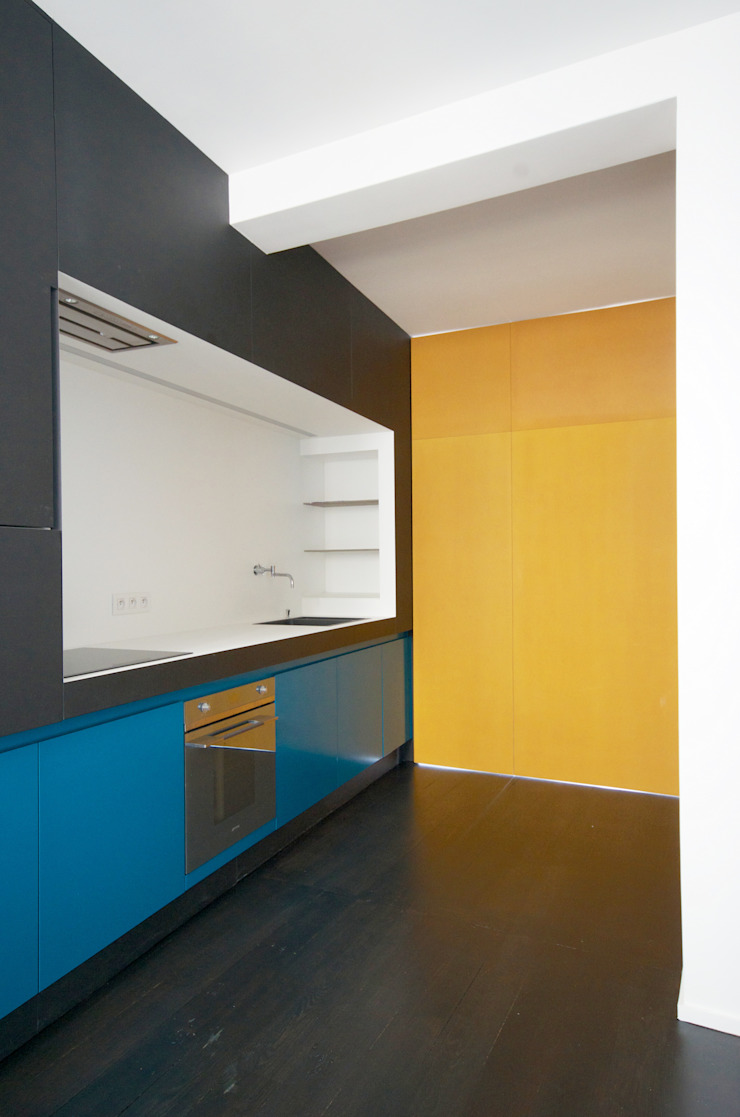 La cuisine fermée par Metek Architecture